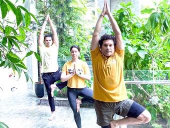 Sachin Yoga_1