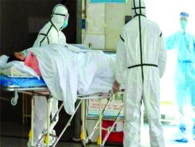 देशात कोरोनाचा हाहाकार; २४ तासात ४१० रुग्णांचा बळी
